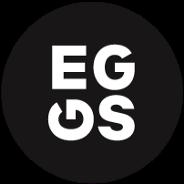 Eggs design transparent