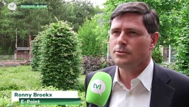 Ronny Broekx interviewed in Belgium