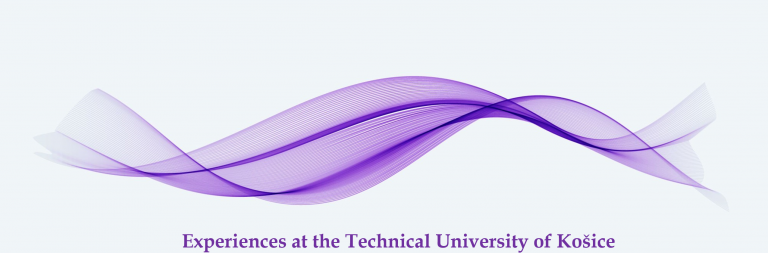 Blog experiences at the Technical University of Kosice