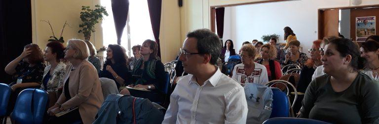 SG Workshop Audience