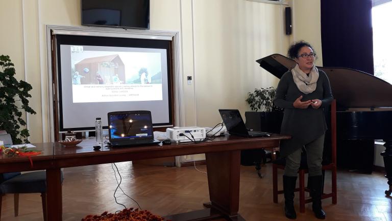SG Workshop Ileana Ciobanu