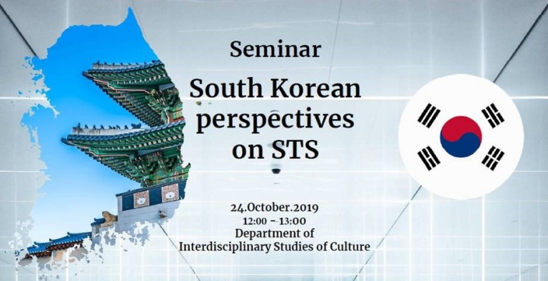 Seminar KULT South Korean perspectives on STS